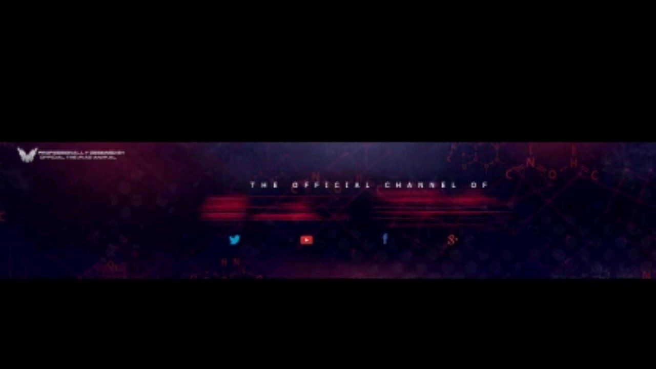 Youtube Banner Template No Text Inspirational No Text Banner Pack