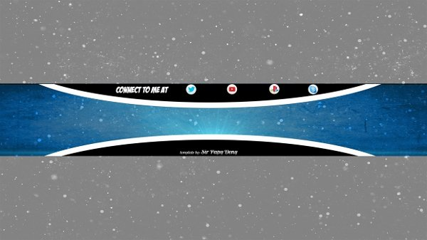 Youtube Banner Template No Text Unique Banner Templates – 21 Free Psd Ai Vector Eps